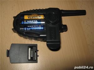 Statie radio portabila noua PMR 446 Lafayette Solution - imagine 5