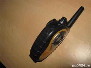 Statie radio portabila noua PMR 446 Lafayette Solution - imagine 2