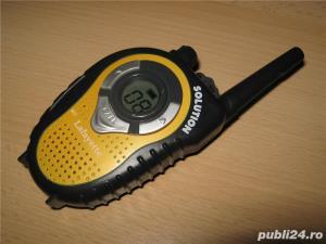 Statie radio portabila noua PMR 446 Lafayette Solution - imagine 3