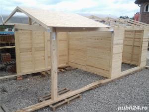 Structuri din lemn case , foisoare, confectii din lemn - imagine 4