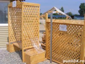 Structuri din lemn case , foisoare, confectii din lemn - imagine 9