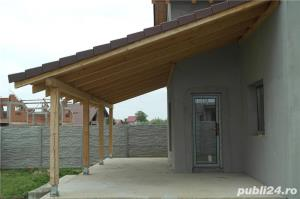 Vand casa parter+mansarda in sat URSENI,zona rezidentiala,pret 87000 euro Direct de la proprietar!! - imagine 2