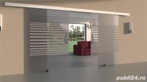 Usi de interior culisante, glisante ,sticla securizata - imagine 5