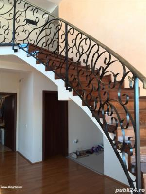 Balustrade fier forjat - imagine 5