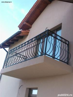 Balustrade fier forjat - imagine 3