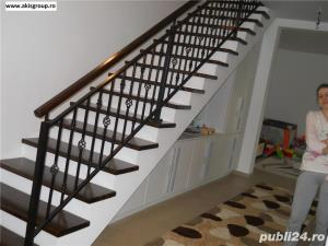 Balustrade fier forjat - imagine 2