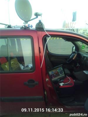 Focus SAT Camion,Rulota+televizor LED+receptor12 v+focus+5 LUNI+aparat reglat - imagine 3