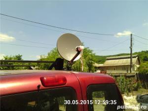 Focus SAT Camion,Rulota+televizor LED+receptor12 v+focus+5 LUNI+aparat reglat - imagine 1