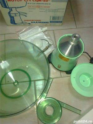 Separator smantana si lapte(centrifuga) si piese LIVRARE - imagine 5