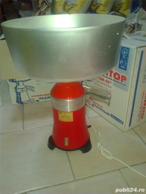 Separator smantana si lapte(centrifuga) si piese LIVRARE - imagine 2
