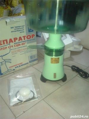 Separator smantana si lapte(centrifuga) si piese LIVRARE - imagine 4