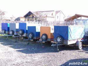 Remocars inchiriaza remorci platforme Timisoara - imagine 5