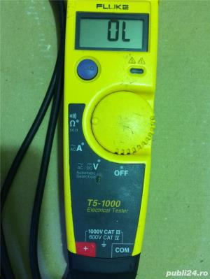 Fluke T5-1000 1000-Volt Continuity USA Electric Tester - imagine 1