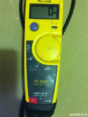 Fluke T5-1000 1000-Volt Continuity USA Electric Tester - imagine 5