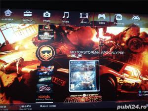 hdd extern 500 GB,35 jocuri ps3 ,GTA 5,FIFA 19,NFS,GOD OF WAR - imagine 7