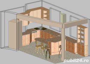 Desene AutoCAD, 2D, 3D, Animatii 3D, Servicii CAD pentru topografie, proiectare poduri - imagine 4
