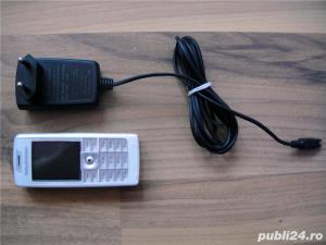 Vand telefon Sony Ericsson T630 alb - imagine 1
