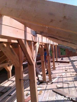 execut lucrari la domiciliu in constructii acoperisuri tencuieli zidarie etc. - imagine 2