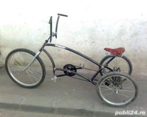 Tricicleta pt Adulti - Custom - imagine 3