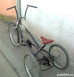 Tricicleta pt Adulti - Custom - imagine 5