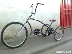 Tricicleta pt Adulti - Custom - imagine 2