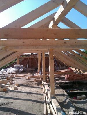 execut lucrari la domiciliu in constructii acoperisuri tencuieli zidarie etc. - imagine 5