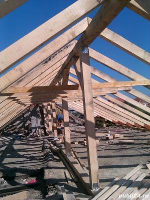 execut lucrari la domiciliu in constructii acoperisuri tencuieli zidarie etc. - imagine 6