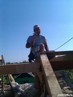 execut lucrari la domiciliu in constructii acoperisuri tencuieli zidarie etc. - imagine 11
