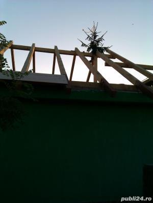 execut lucrari la domiciliu in constructii acoperisuri tencuieli zidarie etc. - imagine 10