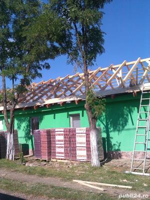 execut lucrari la domiciliu in constructii acoperisuri tencuieli zidarie etc. - imagine 7