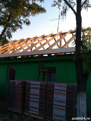 execut lucrari la domiciliu in constructii acoperisuri tencuieli zidarie etc. - imagine 14
