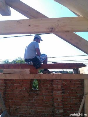 execut lucrari la domiciliu in constructii acoperisuri tencuieli zidarie etc. - imagine 12