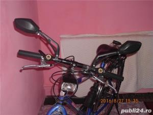 Bicicleta MTB cu 21 de viteze + diverse accesorii - imagine 4
