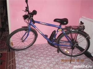 Bicicleta MTB cu 21 de viteze + diverse accesorii - imagine 1