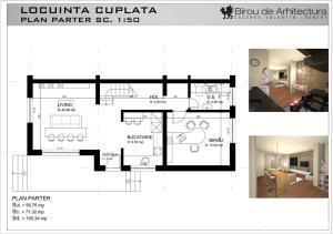 Locuinta unifamiliala in imobil duplex - imagine 10