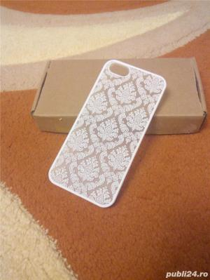"Carcasa model ""Vintage"" pentru telefon IPHONE 5 si 5S - imagine 2"