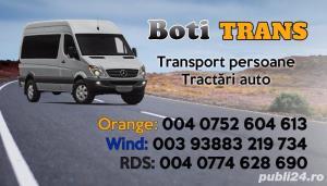 Transport persoane Italia - imagine 1