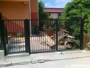 Garduri,Grilaje,Porti Metalice - Confectii Metalice Bucuresti - imagine 2