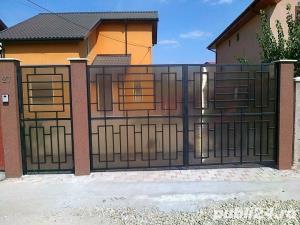 Garduri,Grilaje,Porti Metalice - Confectii Metalice Bucuresti - imagine 3