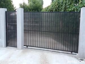 Garduri,Grilaje,Porti Metalice - Confectii Metalice Bucuresti - imagine 4