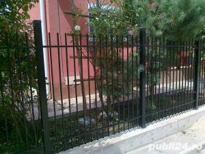 Garduri,Grilaje,Porti Metalice - Confectii Metalice Bucuresti - imagine 6