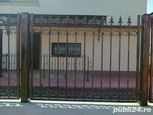 Garduri,Grilaje,Porti Metalice - Confectii Metalice Bucuresti - imagine 8