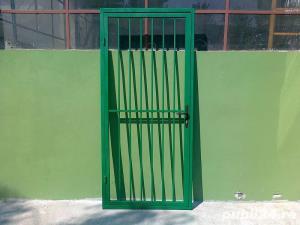 Garduri,Grilaje,Porti Metalice - Confectii Metalice Bucuresti - imagine 13