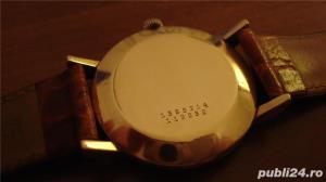 Ceas de aur Universal Geneve - imagine 3