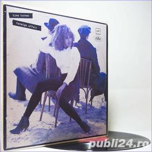 "Disc Vinil Tina Turner - Foreign Affair contine piesa ""The Best"" - imagine 2"