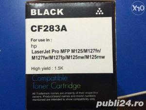 CF283A Compatibil Hp 83A Toner Cartus 1.5k - imagine 3