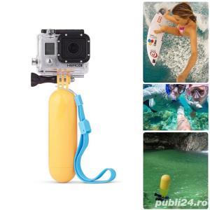 Accesorii GoPro: sistem prindere, manusa, carcasa, brat extensie, floaty bober, montura mana. - imagine 3
