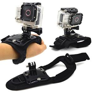 Accesorii GoPro: sistem prindere, manusa, carcasa, brat extensie, floaty bober, montura mana. - imagine 8