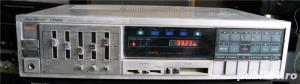 Fisher RS-225 Stereo Receiver Amplificator statie Amplituner 2x45W 4 iesiri , 4 intrari , radio digi - imagine 1