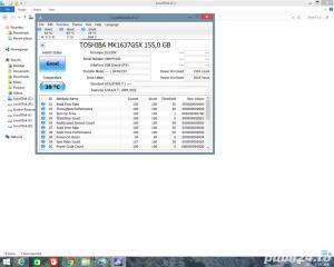 Hard laptop Toshiba MK1637GSX 160GB - imagine 10
